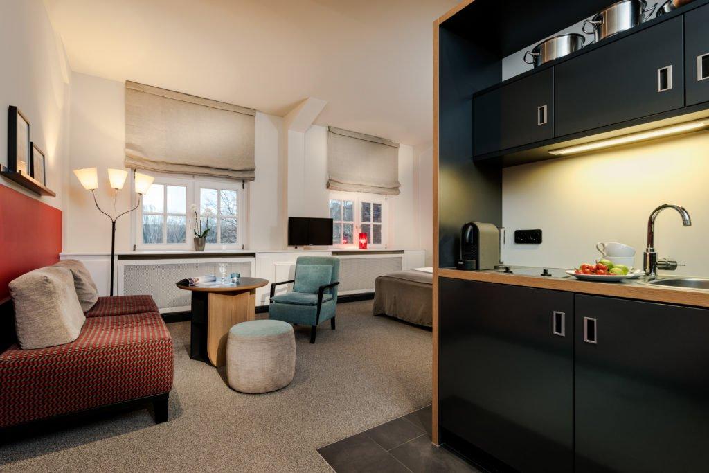 Apartmenthotel Hamburg: Unser Aparthotel Apartment040, direkt in Hamburg-Mitte Wohnen auf Zeit